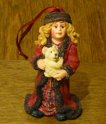 Boyds Dollstone Ornament(s) #25859 Lara...Moscow at Midnight, From Retail Store