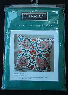 Embroidery kit - Ehrman - TARTARY - EHRFS113 - 46 by 45 cm - cushion cover size