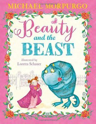 Beauty and the Beast by Morpurgo, Michael | Paperback Book | 9780007513406 | NEW