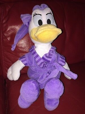 Disney Daisy Duck Soft Toy - See Photos
