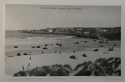 Postcard Vintage - Portstewart From The Strand, County Londonderry