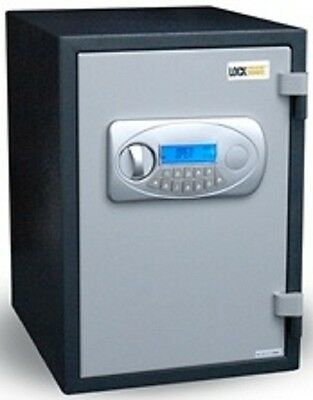 NEW LockState LS-50D 1-Hour Fireproof Electronic Safe