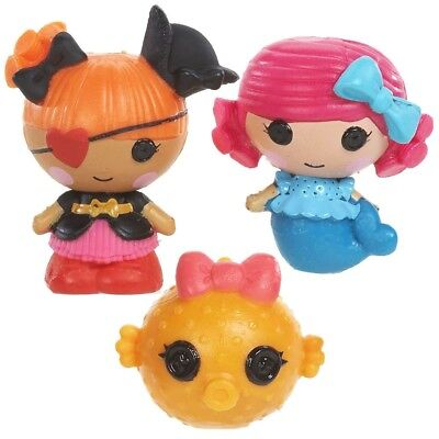 Lalaloopsy TINIES™ - 3er Pack Design 2 - Puppen Minipuppen