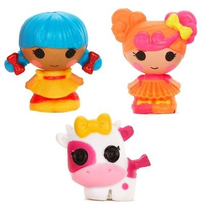 Lalaloopsy TINIES™ - 3er Pack Design 4 - Puppen Minipuppen