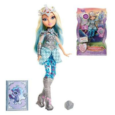 Ever After High Puppe - Drachenspiele Darling Charming