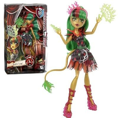 MONSTER HIGH Puppe - Schaurig Schöne Show Jinafire Long