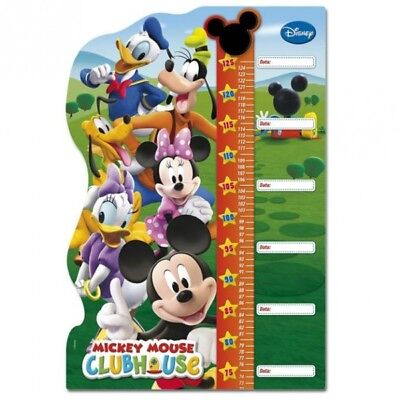 Mickey Maus - Puzzle Messlatte Mickey Mouse 62x42cm