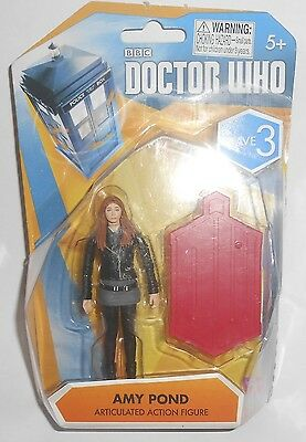 BBC Doctor Who Wave 3 Amy Pond 2012