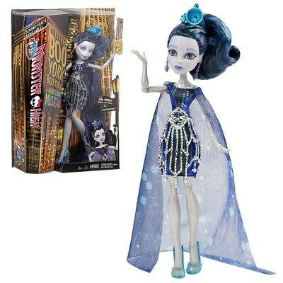 MONSTER HIGH Puppe - Boo York, Buh York Elle Eedee