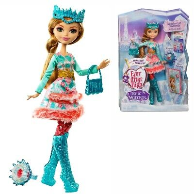 Ever After High Puppe - Ewiger Winter Ashlynn Ella