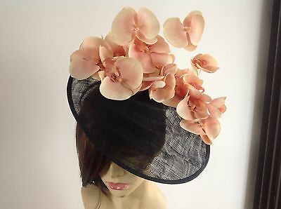 Fascination Bespoke Millinery Made To Order Any Colour Fascinator Headpiece Hat