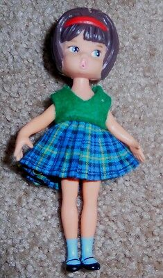 Vintage Dolly Darlings SUSIE GOES TO SCHOOL Doll Excellent Condition