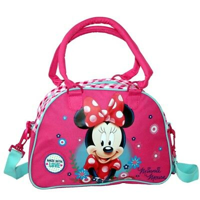 Classic | Kinder Schulter-Tasche | 29 x 22 x 8 cm | Minnie Maus Mouse