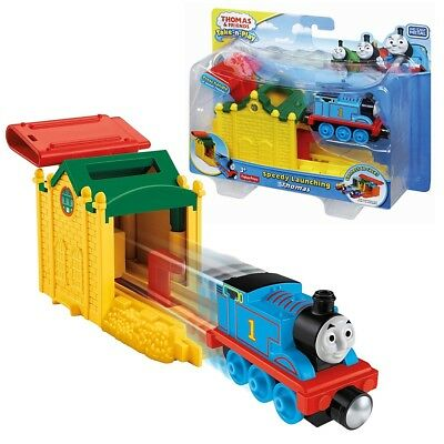 Thomas und seine Freunde - Set Starter & Lokomotive Thomas Take-n-Play