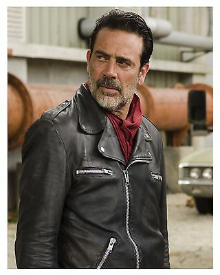 THE WALKING DEAD *JEFFREY DEAN MORGAN* (NEGAN) 8x10 Glossy Print -e-