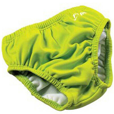 FINIS Reusable Swim Diaper - Solid Lime Green
