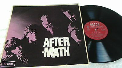 The Rolling Stones AFTERMATH LP original press 1966 MONO unboxed DECCA
