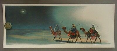 Blotter - The Three Wise Men pictured