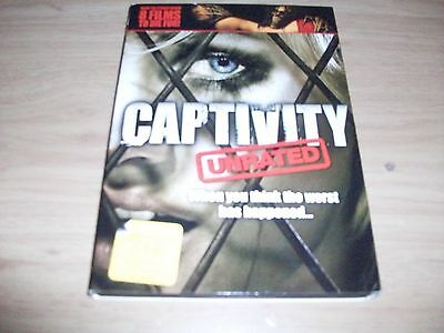 Horror Movie: Captivity! Used & In Excellent Condition! Elisha Cuthbert!!