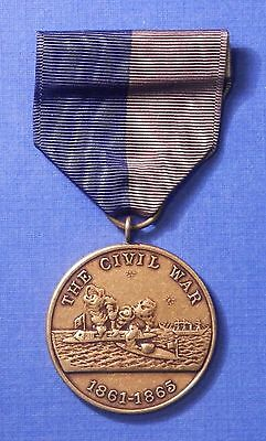 United States Civil War Campaign Medal Navy                                P8020