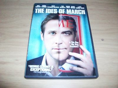 Thriller Movie: The Ides Of March!! Used & In Excellent Condition! Ryan Gosling!