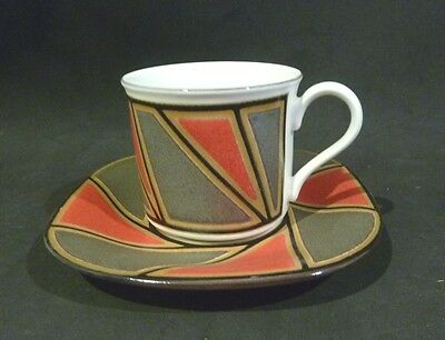 Mikasa  Potter's Gallery  Cup & Saucer