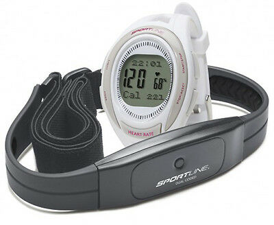 Sportline 660 Women's Cardio Coded Heart Rate Monitor Set