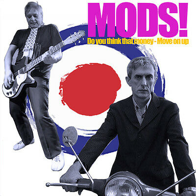 """7"""" THE MODS! – Do You Think That Money MOD Fay Hallam Sick Rose The Who LTD 300"""