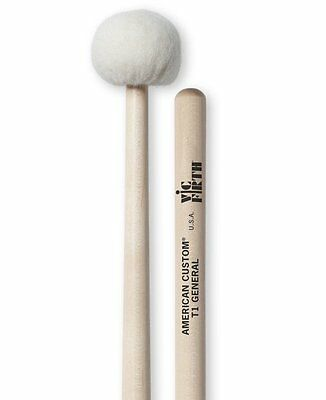 Vic Firth T1 General Timpani Mallets - American Custom