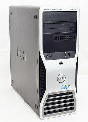 PC Dell Precision T 3500, Intel Xeon W3530 8x,2.8GHz,DDR3 4GB, 1700795