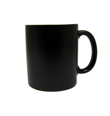 (2,78€/1Stk) Sublimation 36 Stück Kaffee Tassen Becher Black Magic Color