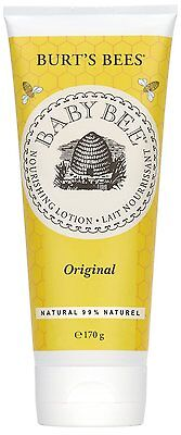 Burts Bees Baby Bee Original Lotion Nourishing natural cream 170g RRP£10.99 BNWT