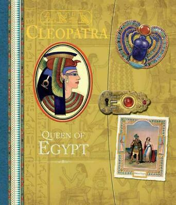 Cleopatra: Queen of Egypt by Clint Twist (English) Hardcover Book