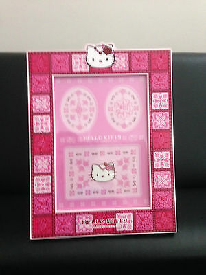 New 2001 Sanrio Hello Kitty Picture Frame