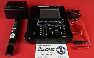 Tektronix THS730A 200 MHz Handheld Battery Operated Oscilloscope/DMM