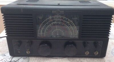 Vintage. Eddystone Model 740  Receiver