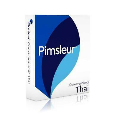 Conversational Thai: Learn to Speak and Understand Thai with Pimsleur Language P
