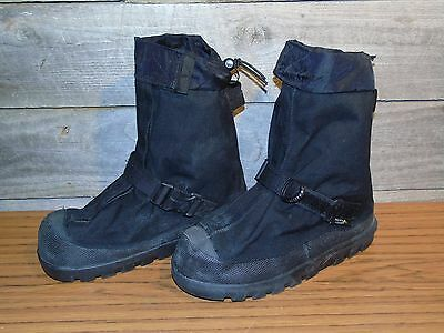 NEOS VOYAGER OVERSHOES Sz M MENS 7-8.5 WOMENS 8.5-10 TREKKING HIKING BUG OUT BAG