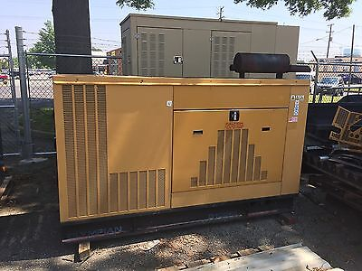 Caterpillar 100 kW NG Generator Set, used, Load Tested