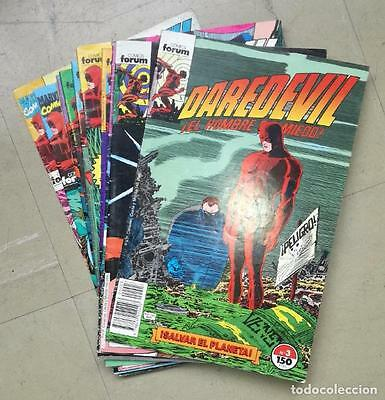 Comic Daredevil: Lote de 14 numeros - Comics Forum
