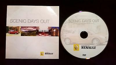 Renault Scenic Days Out CD Rom Ten 3 Minute Films Around Britain 2003 See Pics