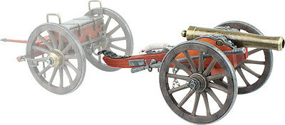 "Denix Cvil War Confederate Cannon 07-491 Army Mini Cannon Replica. 12"" overall."