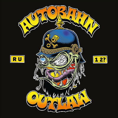 LP Vinyl Autobahn Outlaw Are You One Too