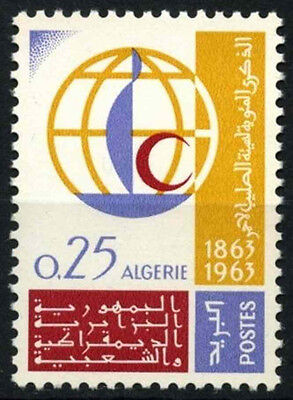 Algeria 1963 SG#419 Red Cross Centenary MNH #D49338