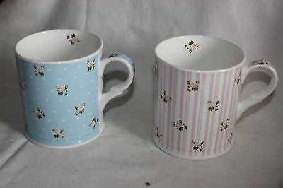 2 Three Wishes Victorian Mugs