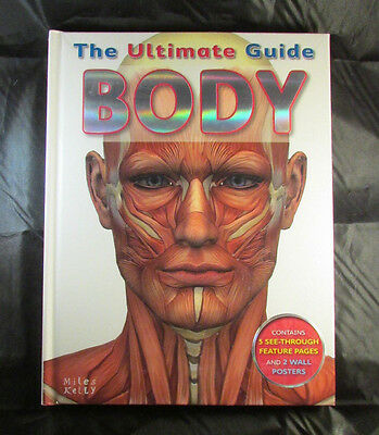 The Ultimate Guide Body - Miles Kelly (Hardcover, 2016) - New