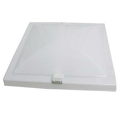 Rooflight hinged OPAQUE COVER only static caravan new