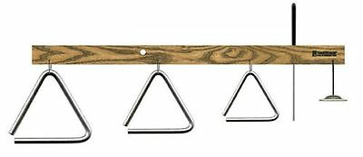 TreeWorks TRE04tt Triangle Tree - 4'', 5'' & 6'' Chimes