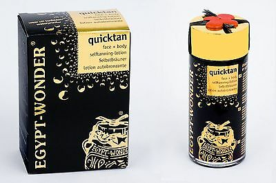 Egypt-Wonder Quicktan 100 ML by Tana Cosmetics Selbstbräuner
