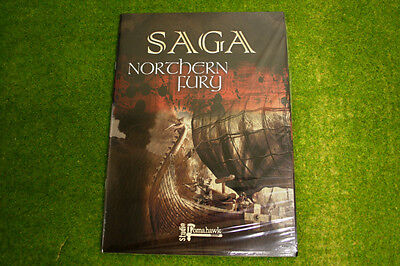 Northern Fury SAGA rules and Battle boards GRIPPING BEAST
